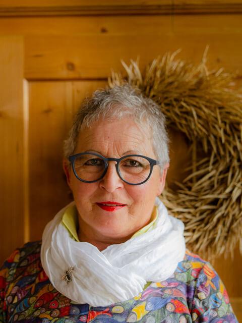 Petra Hilty, 1. Vorsitzende