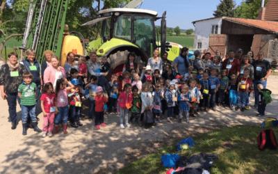 Landwirtschaft für kleine Hände